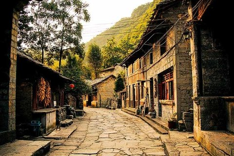 old street at Yunfeng Guizhou