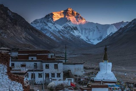 Sunrise of Everest