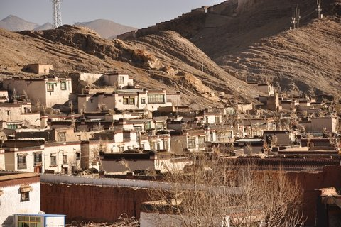Old Town of Gyantse