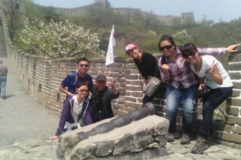 Beijing Tibet Tour Clients Photo