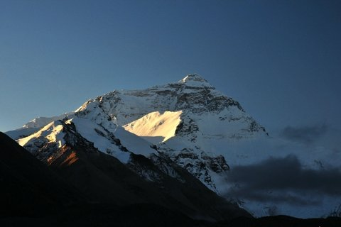 Mount. Everest in Tibet tour