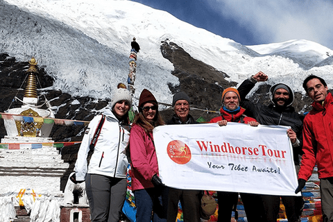Lhasa to Kathmandu Popular Tibet Group Tour