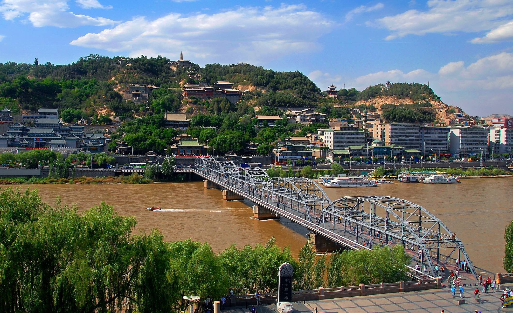 lanzhou-zhongshan-bridge