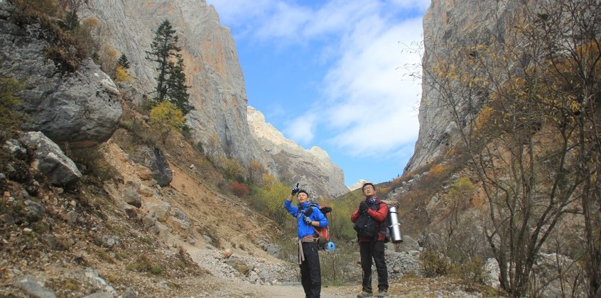 China Trekking Tours