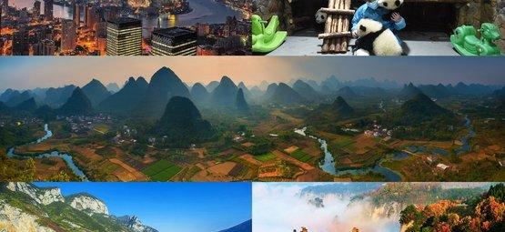 China destination travel guide