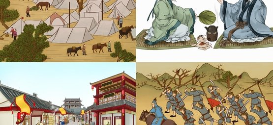 China facts and culture guide