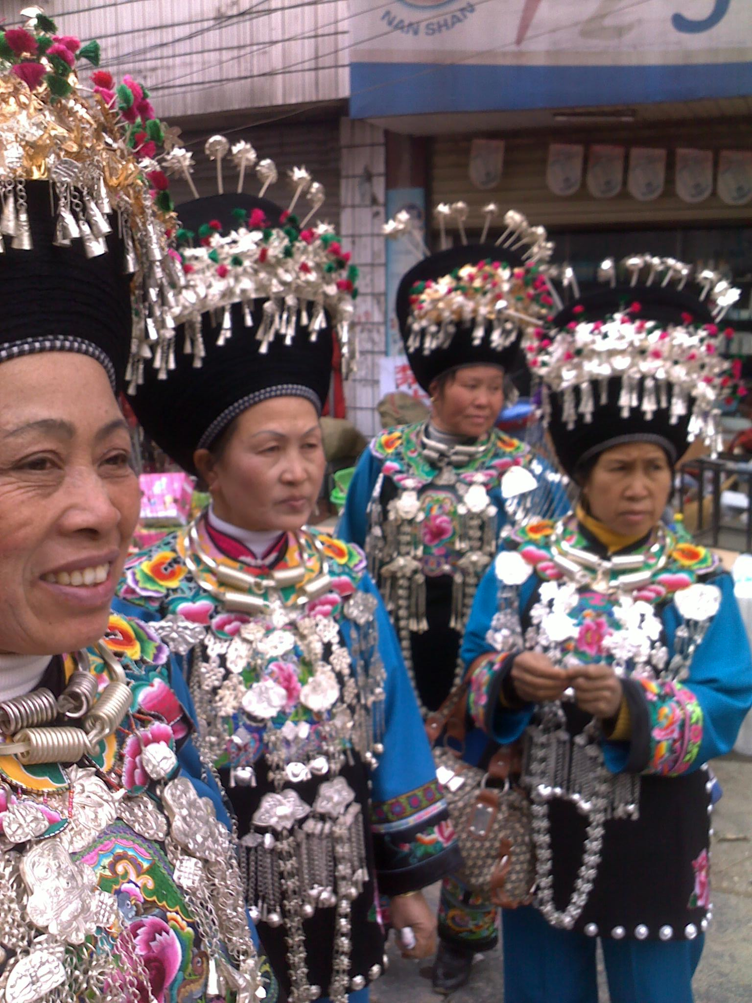 Miao - Ethnic Chinese Minority - Sichuan Attraction