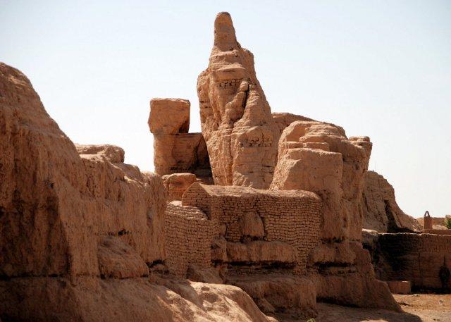Turpan Gaochang Ruins - Highlight Attraction in Xinjiang Tour
