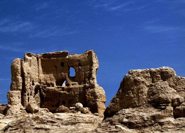 Urumqi Jiaohe Ruins