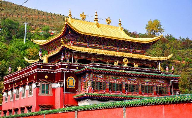 Xining Kumbum Monastery