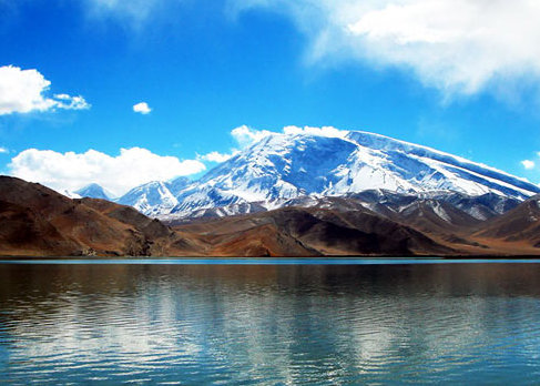 Karakul Lake in Xinjiang Trip