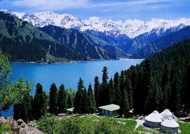Xinjiang Tian Chi Lake - Xinjiang Tour Package