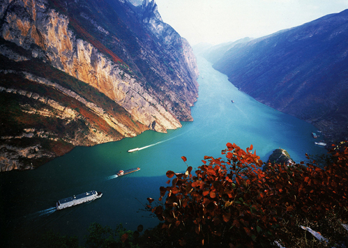 Yangtze Cruise to Wu Gorge