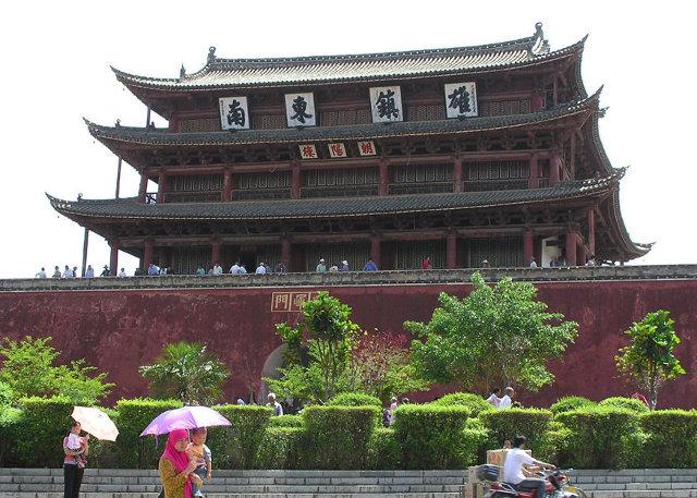 Yunnan Jianshui Ancient City