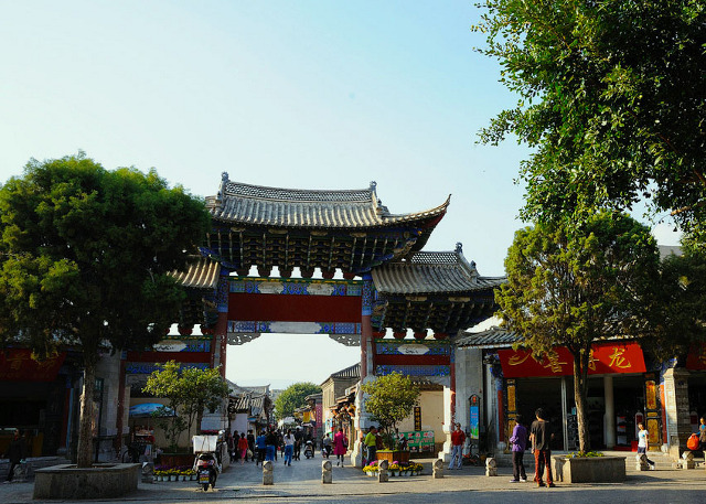 Yunnan Jianshui Ancient City