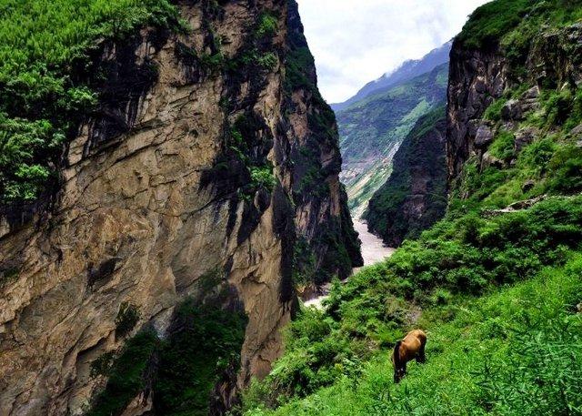 Yunnan Tiger Leaping Gorge Trekking
